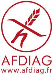 logo Association Française Des Intolérants Au Gluten (AFDIAG)