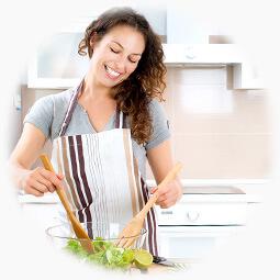 cuisinez sans gluten