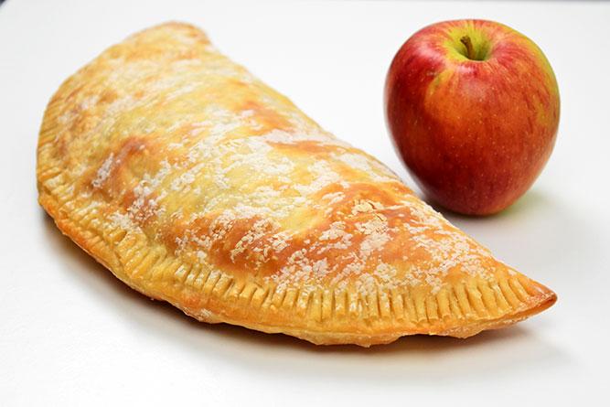 Chausson aux pommes géant sans gluten